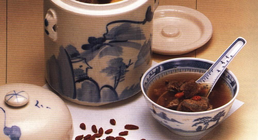 image of Chinese herbal and food therapy